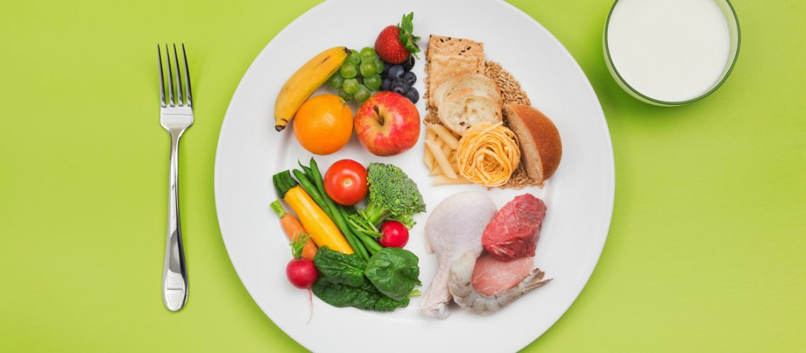 alimentação balanceada